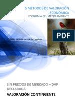 LOS MÉTODOS DE VALORACIÓN ECONÓMICA PARTE 3 (1)