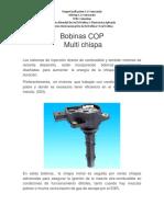 Bobinas COP multichispa