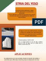 INDUSTRIA DEL YESO- CAOLINES-1