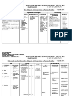 Proyecto N°2 y Plan de Eval. 15% 1° Año