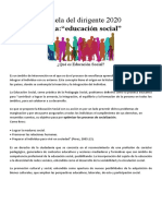 EDUCACIÓN SOCIAL (2)