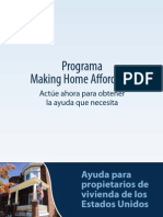MHA Brochure Spanish
