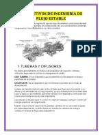 DISPOSITIVOS DE INGENIERIA DE FLUJO ESTABLE termodinamica IV (1)