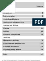 2000 Super Duty F-250, F-350, F-450, F-550 Owner Guide