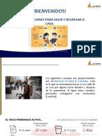 SSTA PTL 01 RECOMENDACIONES PARA SALIR DE CASA