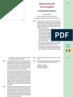 Articles 13-corruption constitution Malienne