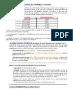 PRESCRIÇÃO NO DIREITO PENAL - ROBERTO CESCHIN