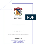 Informe 9 Areas