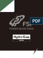 FSP Hydro G PRO User Manual
