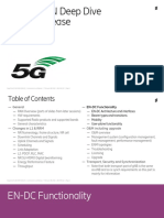 Deep Dive 5G RAN EN-DC Functionality Call Flows - Ericsson