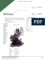 Mind flayer _ Dungeons & Dragons Lore Wiki _ Fandom