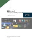 Licht aan eindhoven gemeente