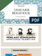 CONSUMER-BEHAVIOUR-MANAGEMENT MARKETING