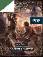 The Dark Eye - Adv - New Bonds and Ancient Quarrels