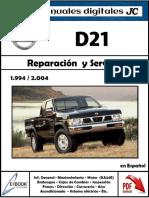D21 1994-2004 MT-SE