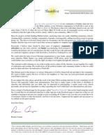 ShareFest letter