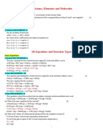 Topic 1 Formulae, Equations and Amount of Substance.docx