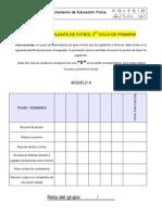 eval futsal 3erciclo