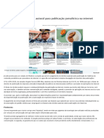 2020-08-29-62-Projeto estabelece direito autoral para publicação jornalística na internet — Senado Notícias