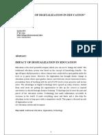 Sachin DE paper.docx
