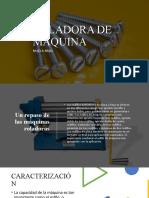 HTT 143 ROLADORA DE MAQUINA