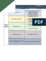 Matriz de procesos