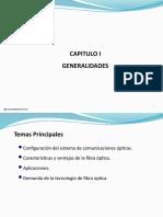 FIBRAS OPTICAS CAPITULO 1-ICFO 2018