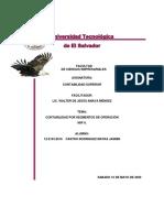Contabilidad por Segmentos - NIIF 8
