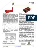 CE1101.d01-Datasheet-ESC-Velocity-US