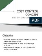 1. Cost Control Concept.pptx