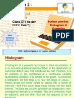 histogram and qunatiles