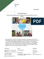 Comunicat Rezultat R4C 2020