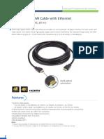 ATEN HDMI Cable 2L-7D20H