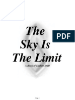 The Sky is the Limit - A Book of Skyline Stuff
