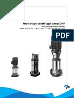 DPV-50-Hz-vertical-pumps-technical-data