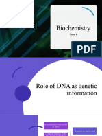 Biochemistry-case breast cancer