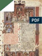 Chronicon Pictum Vindobonense - Kepes Kronika - Cronica Pictata de la Viena - ante 1360
