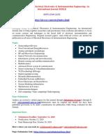 472076151 Emerging Trends in Electrical Electronics Instrumentation Engineering an International Journal EEIEJ