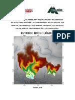 Estudio Hidrologico Molino  Pantan y Soccomarca FINAL.Set.