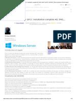 administration windows server