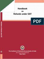 Handbook on Refund under GST