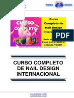 Curso Completocde Nail Design Internacional