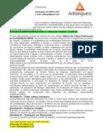 Estagio Supervisionado 2020 - 2 - Plano de Trabalho - Covid 19