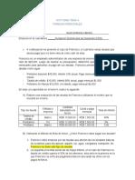 Finanzas Personales - Actividad tema 4