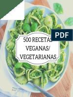 500 Receitas veganas _ Vegetarianas