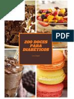 200DocesparaDiabeticos