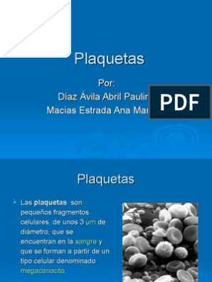 prostatitis crónica y recuento alto de plaquetas