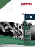 R-Series Reciprocating Air Compressor Brochure