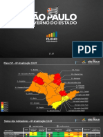 Plano São Paulo de Reabertura - Covid 19