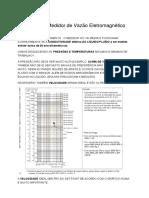 Dicas de Instalação e Montagem Medidor de Vazão tipo Eletromagnético de Inserção